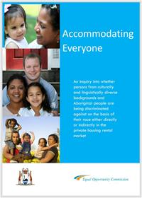 Accommodating Everyone Report 2009