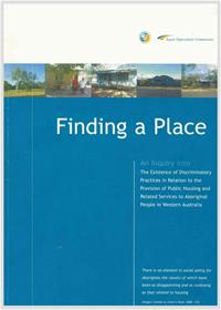 Finding a Place 2004